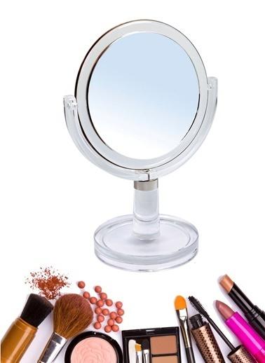 Masaüstü Büyüteçli Makyaj Aynası Ayaklı-Organize Evler